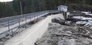 Dam Øyangen