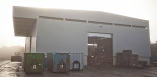 Sorteringshall Valdres Kommunale Renovasjon