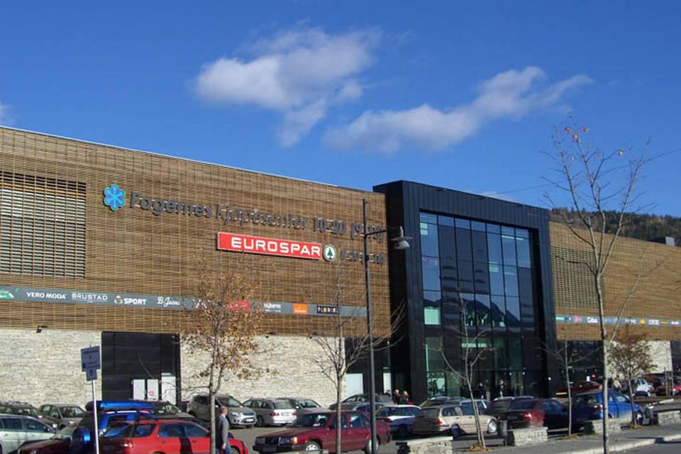 Fagernes Kjøpesenter